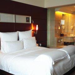 Отель Pullman Guangzhou Baiyun Airport 5* Улучшенный номер с различными типами кроватей фото 5