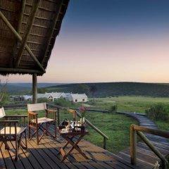 Отель Gorah Elephant Camp Южная Африка, Аддо - отзывы, цены и фото номеров - забронировать отель Gorah Elephant Camp онлайн балкон