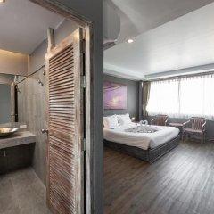 City Dance Hotel 2* Стандартный номер с различными типами кроватей фото 5