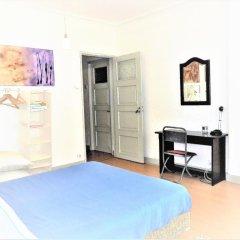 Отель Double Room Oporto Campo Lindo Порту удобства в номере