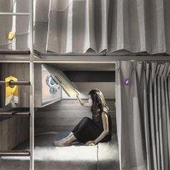COO Boutique Hostel Кровать в общем номере с двухъярусной кроватью фото 6
