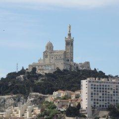 Отель Escale Oceania Marseille Марсель балкон