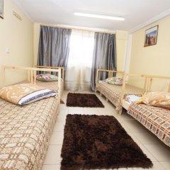 Гостиница Inn RoomComfort Кровать в общем номере двухъярусные кровати фото 4