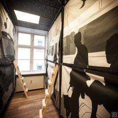 Copenhagen Backpackers Hostel Кровать в общем номере с двухъярусной кроватью фото 3
