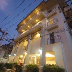 Отель First Bungalow Beach Resort 3* Стандартный номер с различными типами кроватей фото 12