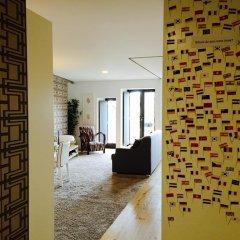 Апартаменты Urban Apartment Casa da Portela комната для гостей фото 5