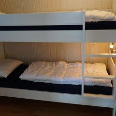 Отель Tjeldsundbrua Camping Коттедж с различными типами кроватей фото 22