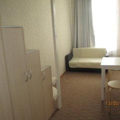 Гостиница Terem'OK na Obvodnom Стандартный номер с различными типами кроватей (общая ванная комната)