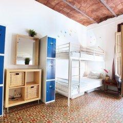 Primavera Hostel Стандартный номер с различными типами кроватей фото 4
