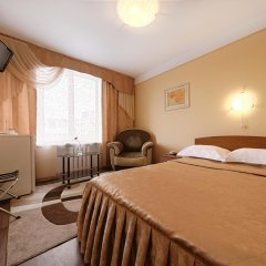 Гостиница «Барнаул» 3* Стандартный номер с различными типами кроватей фото 3