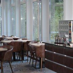Отель Uhu Gastehaus Кёльн гостиничный бар