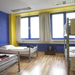 Отель Generator Berlin Prenzlauer Berg Номер с общей ванной комнатой с различными типами кроватей (общая ванная комната) фото 6