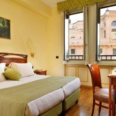 Hotel Continental Genova 4* Стандартный номер с различными типами кроватей фото 20