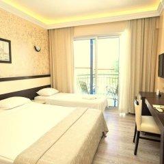 Camyuva Beach Hotel 4* Стандартный номер с различными типами кроватей фото 10