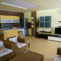 Апартаменты Elite Apartments Студия разные типы кроватей фото 11