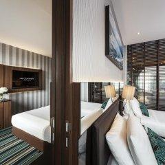 Отель The Continent Bangkok by Compass Hospitality 4* Стандартный номер с различными типами кроватей фото 27