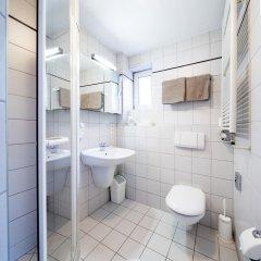 Hotel Garni Nuernberger Trichter 3* Стандартный номер с различными типами кроватей фото 6