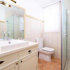 Отель Apartamentos Alberti Испания, Валенсия - отзывы, цены и фото номеров - забронировать отель Apartamentos Alberti онлайн ванная фото 2