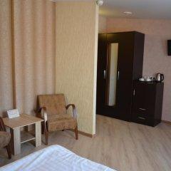 Мини-отель Pegas Club Стандартный номер с двуспальной кроватью фото 5