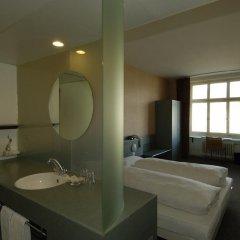 Hotel City am Bahnhof 3* Стандартный номер с различными типами кроватей фото 11