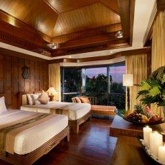 Отель Rawi Warin Resort and Spa 4* Люкс с различными типами кроватей фото 2