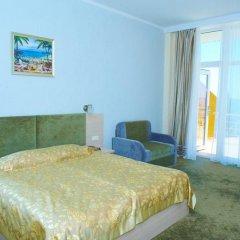 Гостиница Вилла Лаванда Улучшенный номер с различными типами кроватей фото 5