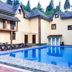 Гостиница Villa Vlad Украина, Буковель - отзывы, цены и фото номеров - забронировать гостиницу Villa Vlad онлайн бассейн фото 2