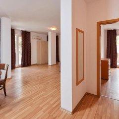 Party Hotel Zornitsa 3* Апартаменты с различными типами кроватей фото 3