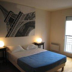 Отель Lappe Terrasse Apartment Франция, Париж - отзывы, цены и фото номеров - забронировать отель Lappe Terrasse Apartment онлайн комната для гостей фото 3