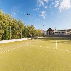 Wellness Parc Hotel Ruipacherhof Тироло спортивное сооружение