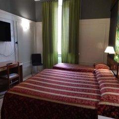 Hotel Milazzo Roma 2* Стандартный номер с различными типами кроватей фото 4