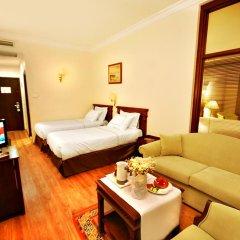 Hotel Golden Crown 3* Стандартный номер с двуспальной кроватью фото 3