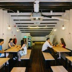 Matchbox The Concept Hostel развлечения
