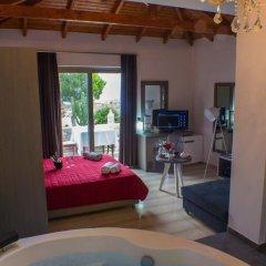 Отель Happy Cretan Suites Полулюкс с различными типами кроватей фото 18
