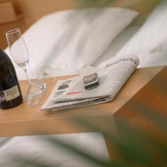 Отель Aparthotel am Zwinger 3* Апартаменты с различными типами кроватей фото 4