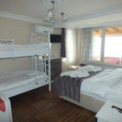 Seatanbul Guest House and Hotel Стандартный семейный номер с двуспальной кроватью фото 16