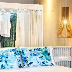 Отель Antigoni Beach Resort 4* Стандартный номер с различными типами кроватей фото 7