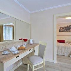 White Rock Castle Suite Hotel 4* Полулюкс разные типы кроватей фото 17