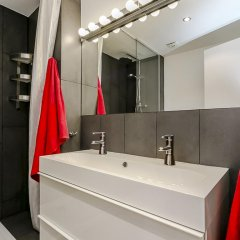 Апартаменты Homenfun Plaza España Apartment Барселона ванная