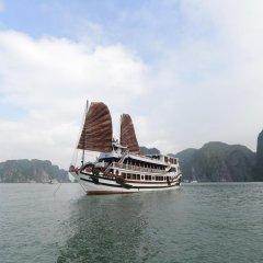 Отель Halong Royal Palace Cruise 3* Бунгало Делюкс с различными типами кроватей фото 2
