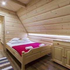 Отель udanypobyt Dom Bright House Косцелиско комната для гостей фото 2