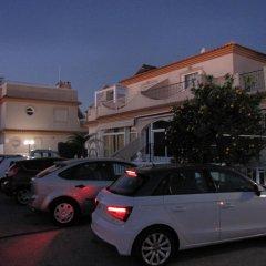Отель Arco Iris 5 Ориуэла парковка