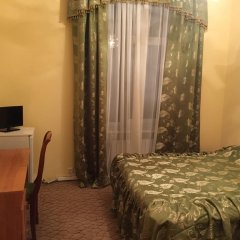 Гостиница Вечный Зов 3* Стандартный номер с двуспальной кроватью
