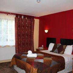 DeSalis Hotel London Stansted комната для гостей фото 2