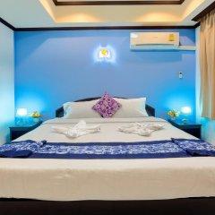 Отель The Grand Orchid Inn 2* Номер Делюкс разные типы кроватей фото 2
