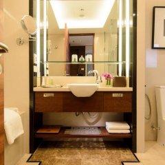 Отель AETAS lumpini 5* Номер Делюкс с различными типами кроватей фото 14