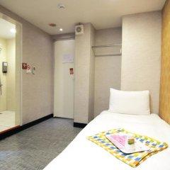 Отель Ximen Taipei DreamHouse 2* Стандартный номер с 2 отдельными кроватями фото 4
