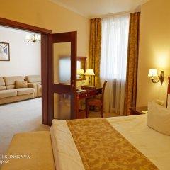 Гостиница Вэйлер 4* Люкс с различными типами кроватей фото 10