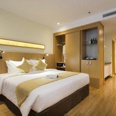 Отель StarCity Nha Trang 4* Студия с различными типами кроватей фото 11