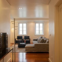 Отель InSuites Chiado Apartments II Португалия, Лиссабон - отзывы, цены и фото номеров - забронировать отель InSuites Chiado Apartments II онлайн интерьер отеля